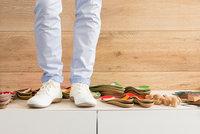 SOLE Footwear website voor de Benelux