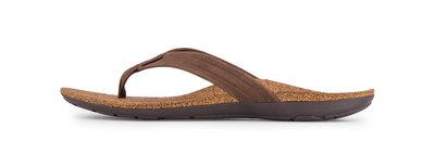 Sole heren slipper Malibu brown