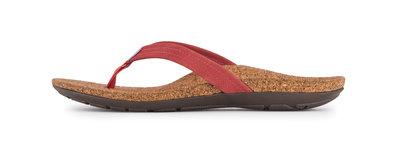 Sole dames slippers Malibu Rouge