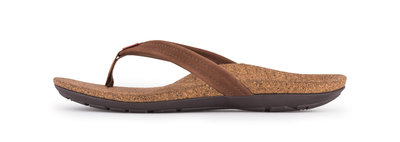 Sole dames slipper Malibu Brown