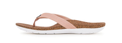 Sole dames slipper Malibu Blush