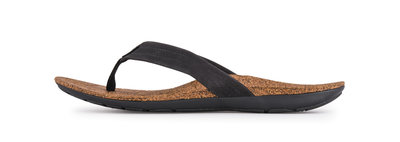 Sole heren slipper Malibu zwart